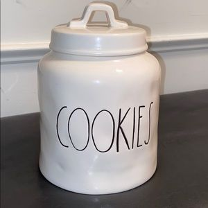 Rae Dunn Cookie Canister